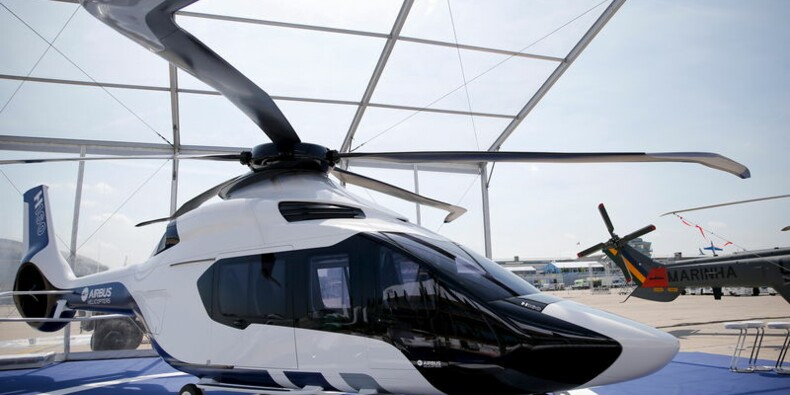 Airbus Helicopters s'intéresse à Sikorsky, lance le X6