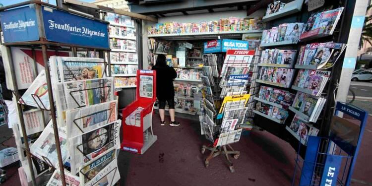 RPT-La concentration des médias français n'émeut guère le pouvoir