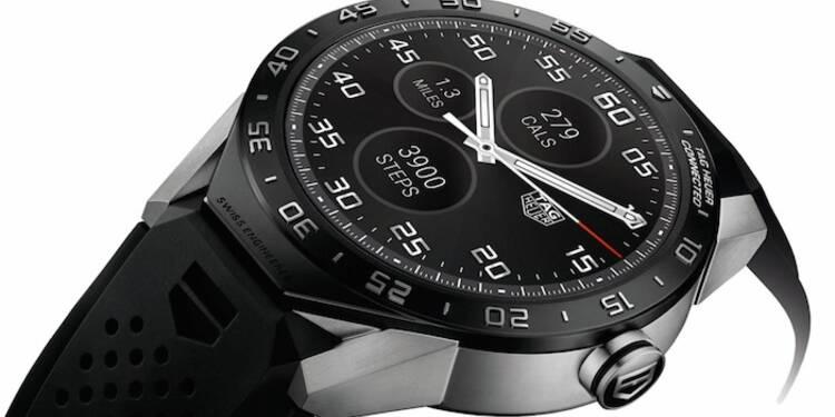 La montre connectée de Tag Heuer, un concept autant high-tech que marketing