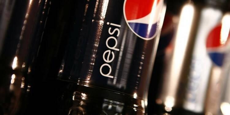 PepsiCo bénéficie d'une hausse de la demande et des prix