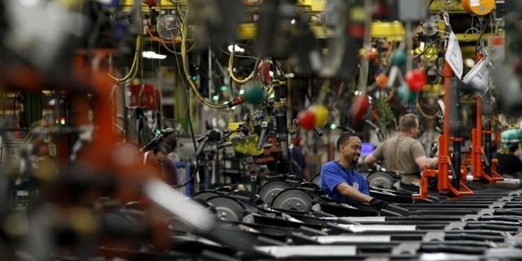 Nouvelle hausse des commandes de biens durables aux USA