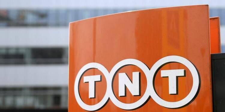 TNT Express prévoit une année 2015 difficile