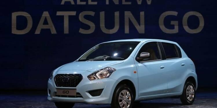 Nissan va lancer un nouveau modèle Datsun en Inde