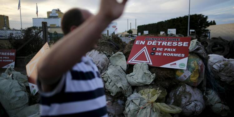 Une majorité de Français prête à un effort pour les agriculteurs
