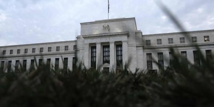 Les faucons de la Fed prennent en compte le tumulte des marchés