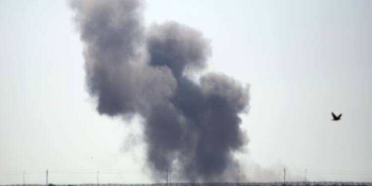 Attaques de l'EI dans le Sinaï, plus de 100 morts