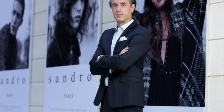 KKR veut céder Sandro, Maje et Claudie Pierlot (SMCP) en 2016