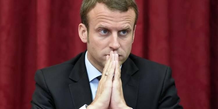 Macron dit regretter la primauté donnée aux petites phrases