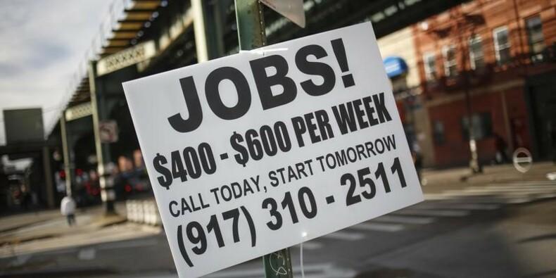 Les inscriptions au chômage aux USA stables la semaine dernière