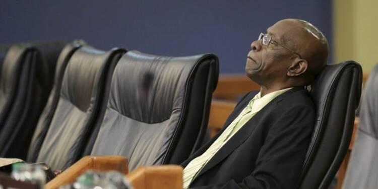 L'ancien vice-président de la FIFA Jack Warner suspendu à vie