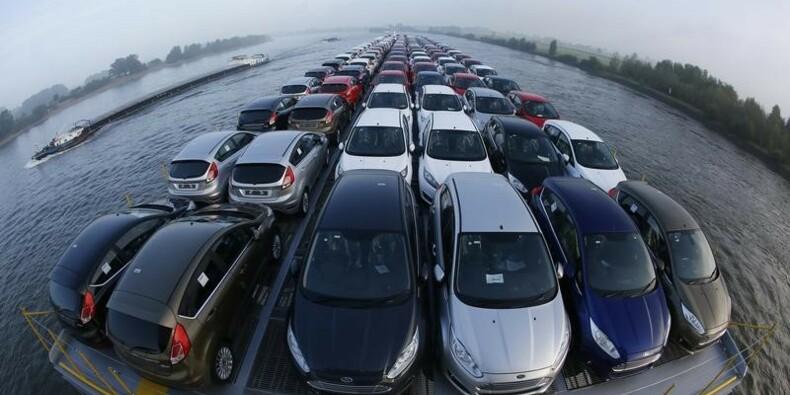 Hausse des ventes de voitures en Allemagne de 7% en juillet
