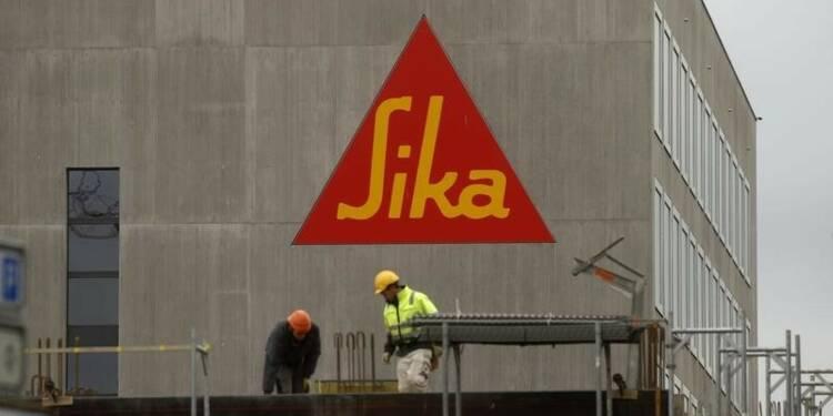 Saint-Gobain étend à 2016 son accord pour contrôler Sika