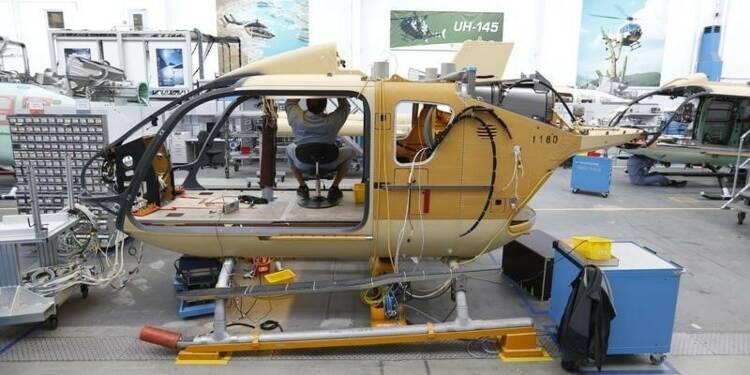 Airbus Helicopters va vendre de plus de 100 appareils en Chine