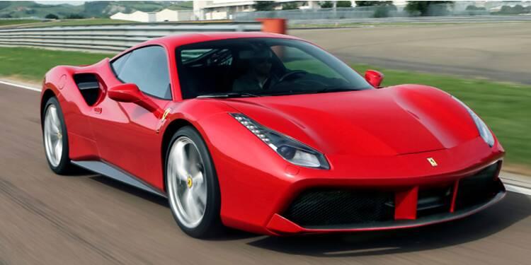 McLaren, Ferrari, Porsche… les voitures de luxe n'ont jamais fait autant recette