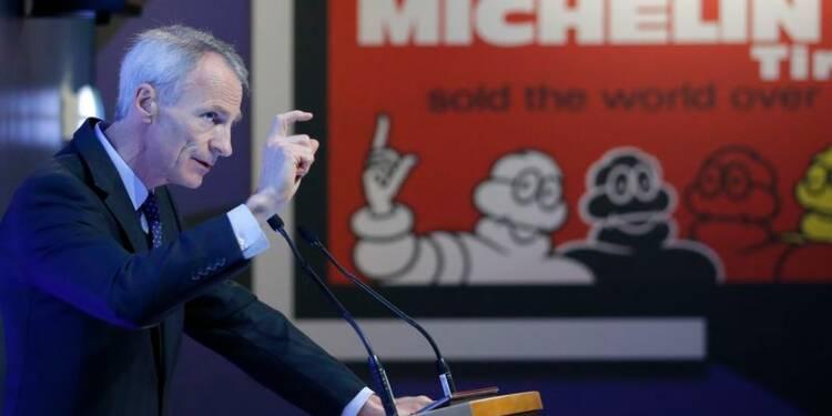 Les pressions sur les prix éclipsent les objectifs de Michelin