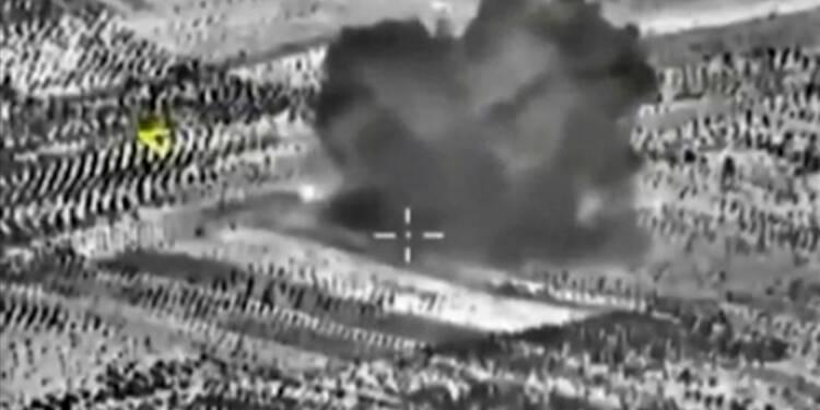 La Russie sommée par l'Occident de ne viser que l'EI en Syrie