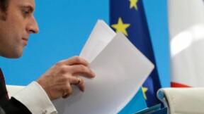 """Loin du """"romantisme"""", Macron défend l'achat d'Alcatel par Nokia"""