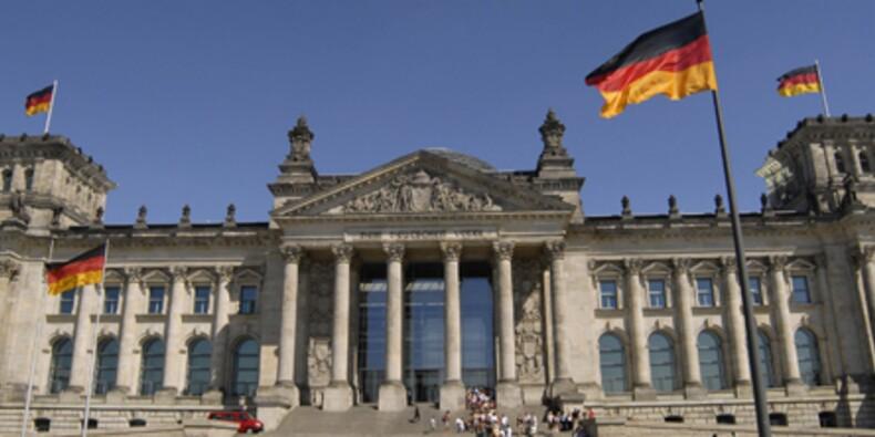 L'Allemagne a enregistré une croissance de seulement 0,7% en 2012
