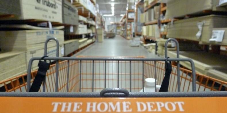 Home Depot affiche un 2e trimestre supérieur aux attentes