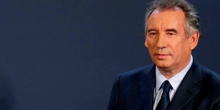 François Bayrou souhaite un rapprochement Fillon-Juppé