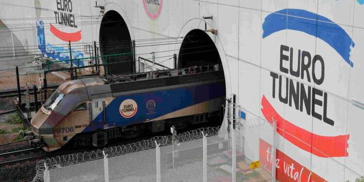 Hausse du CA d'Eurotunnel malgré la crise des migrants