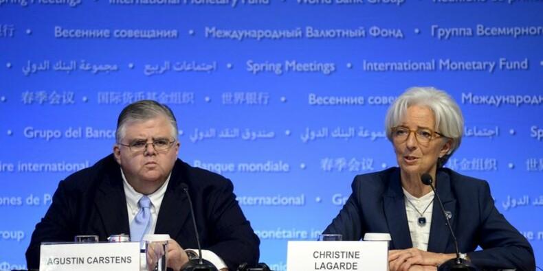Le FMI évoque une croissance mondiale modérée et inégale