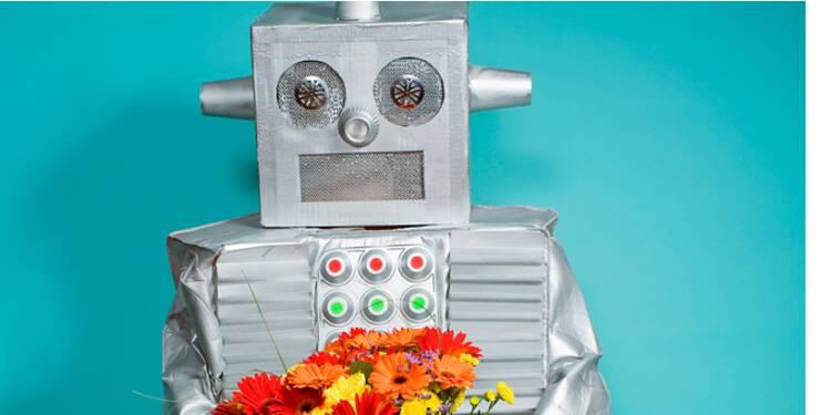 Timide ?  Offrez vous donc un robot dragueur !