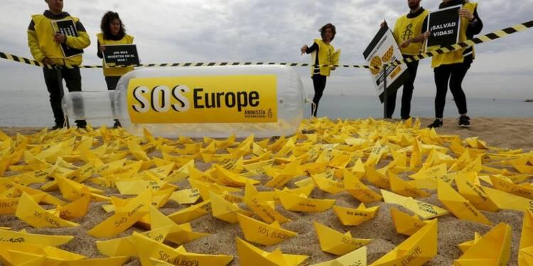Amnesty demande un plan urgent de sauvetage pour les migrants