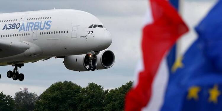 Airbus dit avoir livré 397 appareils à fin août