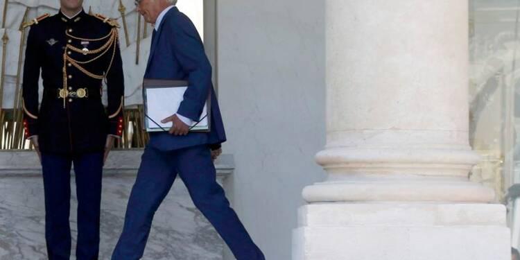 François Rebsamen a présenté sa démission à François Hollande