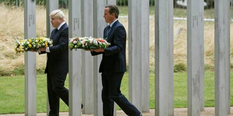 Recueillement pour le 10e anniversaire des attentats de Londres