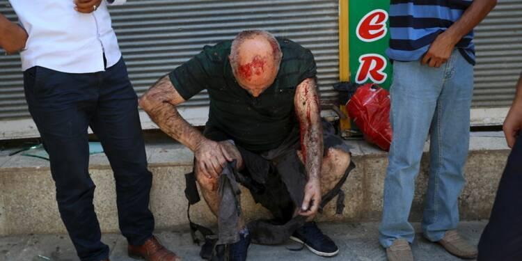 Attentat suicide meurtrier en Turquie, l'EI mis en cause