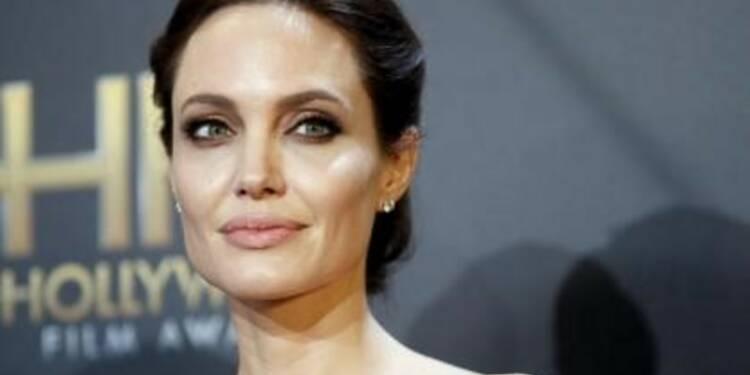 Angelina Jolie dit avoir subi une ablation des ovaires
