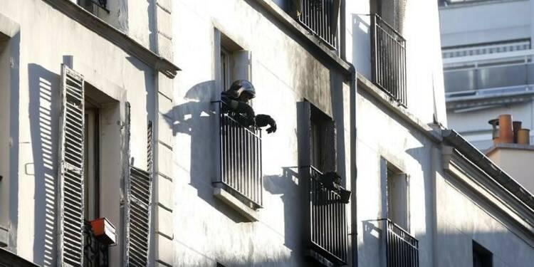 Le suspect de l'incendie meurtrier de Paris hospitalisé