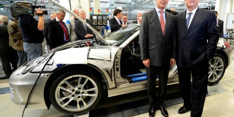 Volkswagen va changer de patron face au scandale, dit la presse
