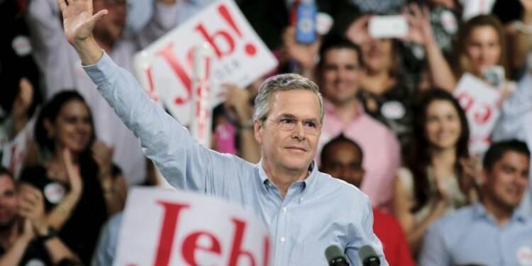 Jeb Bush se lance dans la course à la Maison blanche