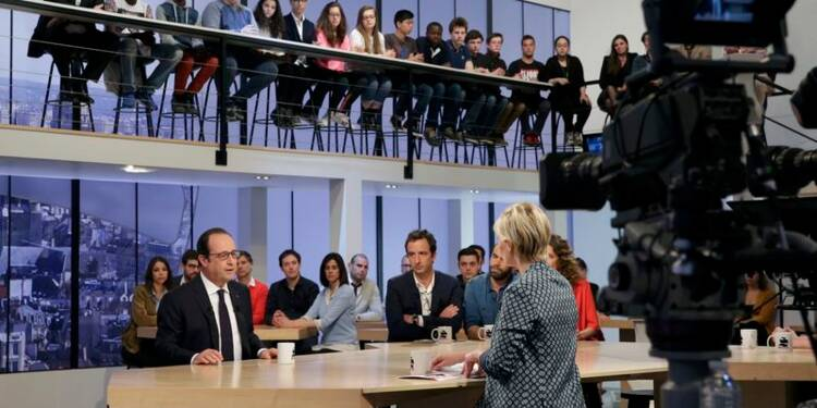 Emploi et jeunesse, obsessions de Hollande jusqu'en 2017