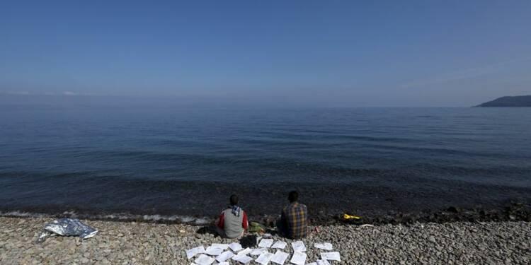 Plus de 500.000 migrants arrivés en Grèce depuis le début 2015