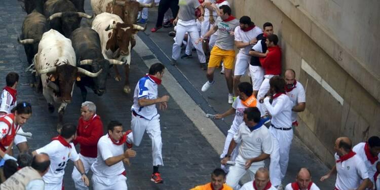 Un touriste français encorné et tué par un taureau en Espagne