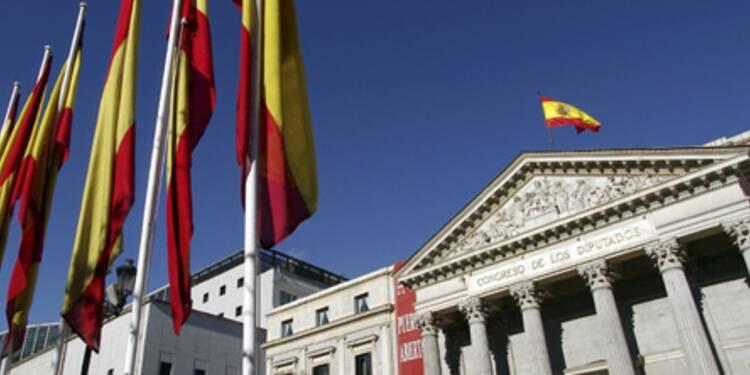 L'Espagne s'enfonce dans la récession