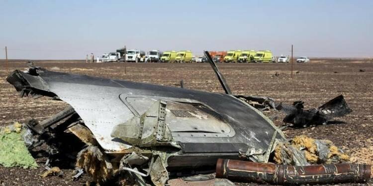 La piste de l'attentat pour l'avion russe devient probable