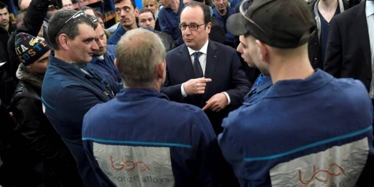 François Hollande annonce un soutien fiscal pour l'investissement