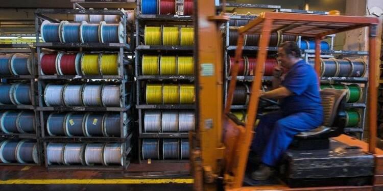 Nexans annonce une croissance organique de +1,8% au 1er trimestre