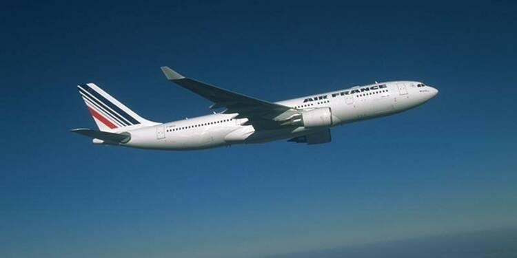 Un avion d'Air France escorté jusqu'à New York après une menace