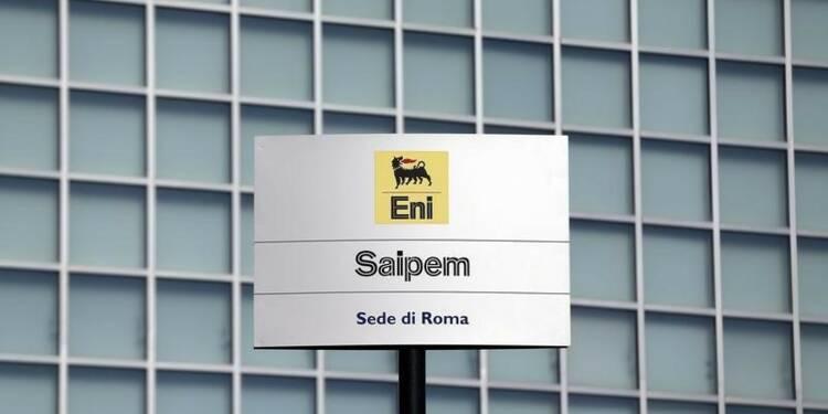 Bénéfice meilleur que prévu pour Saipem au premier trimestre