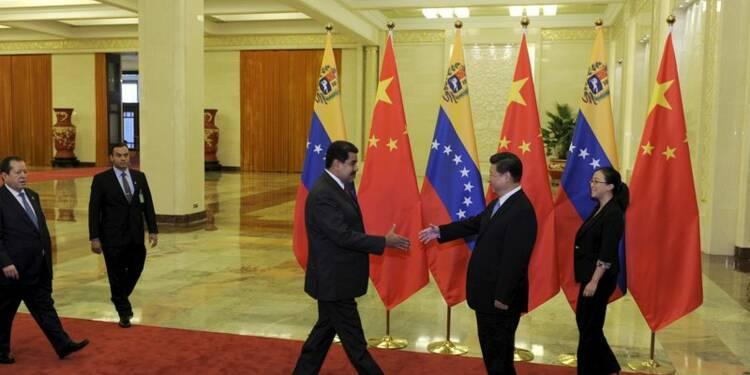 Nouveau prêt de Pékin au Venezuela pour sa production pétrolière