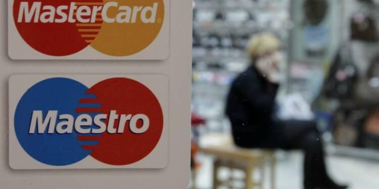 MasterCard bat le consensus au 1er trimestre et monte en Bourse