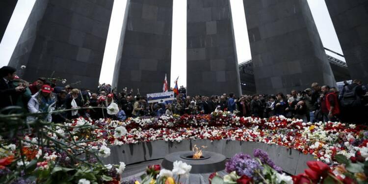 L'Arménie commémore le centenaire des massacres de 1915