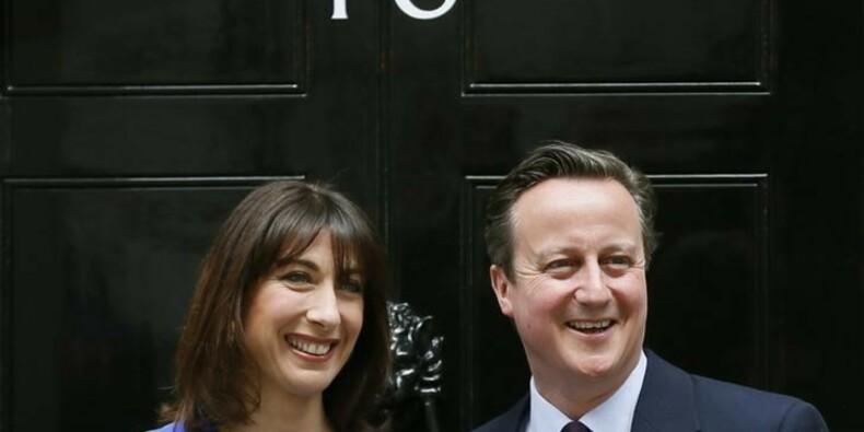 Triomphe surprise pour David Cameron aux législatives