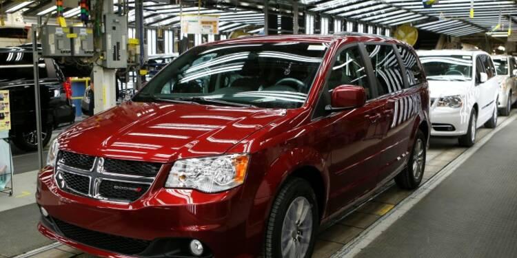 Le Brésil pèse sur les résultats trimestriels de Fiat Chrysler